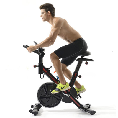 Fitleader FS1 Upright Exercise Bike